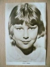 Film Actresses Postcard- MITZI GREEN (Film Weekly No.2, London)
