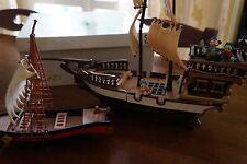Disney galeone dei pirati paperino topolino banda bassotti, giocattoli