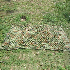 New Woodland Camo Netting Outdoor Camping Military Hunting Camouflage Net Shade