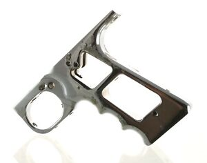 KAPP GROOVY SINGLE SLIDER AUTOCOCKER TRIGGER FRAME CHROME PAINTBALL