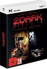 Juego PC 2dark 2 Oscuro LIMITADO metálica de Libro Edición DVD Envío
