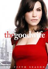 The Good Wife: The Fifth Season (DVD, 2014, 6-Disc Set) Region1