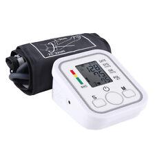Upper Arm Digital LCD Blood Pressure Pulse Monitor Health Care Sphygmomanometer