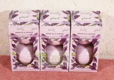 Love Beauty & Planet Argan Oil & Lavender Soothing Spa Bath Bombs, 2 ct. Qty X3