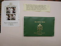 Pope John Paul II-20 Covers -Trip to Switzerland No.3619