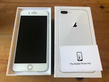 NEW Apple iPhone 8 PLUS 64GB A1897 SILVER (UNLOCKED) 1 YEAR APPLE WARRANTY