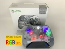 Limited Edition Artic Camo Xbox One Controller w LED MOD iPhone Android PC