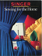 Sewing for the Home - Singer Sewing Reference Library