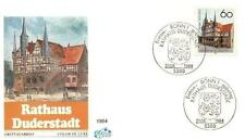 Germany 1984 FDC 1222 Duderstadt