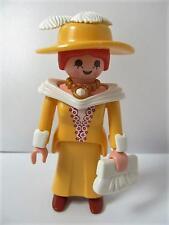 Playmobil Dama, Sombrero & clutch bag nuevo Dollshouse/Victoriano/Boda/Palacio figura