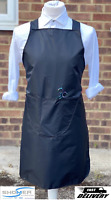 Professional WaterProof Barber Hairdresser Beautician Apron/Cape Uniform UK NEW