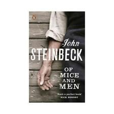 Of Mice and Men by John Steinbeck (New PB)
