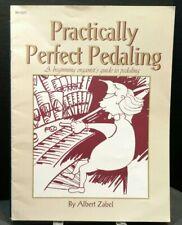 Practically Perfect Pedaling Sheet Music Song Book Beginner Organ Albert ZabeM23