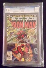 Iron Man  #151  CGC 9.6 1981 Marvel Featuring: double Panel Cover with Ant Man