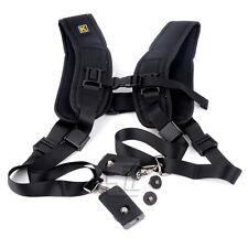 Anti-Slip Quick Rapid Shoulder Sling Belt Neck Strap fr Nikonk Canon Camera DSLR