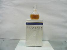 CREATION de TED LAPIDUS vintage EXTRAIT 15 ml wie in fotografie, je gebraucht