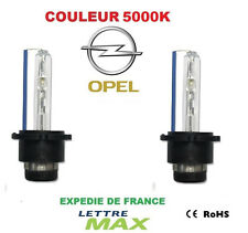2 AMPOULES XENON D2S OPEL ASTRA OMEGA SIGNUM D2S 35W 5000K NEUF