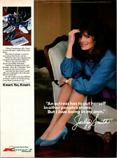 Vintage 1985 K-Mart Jaclyn Smith Collection Print Ad Advertisement