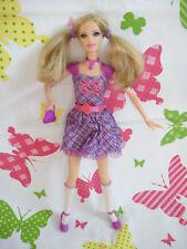 Mattel Barbie : Princess Charm School Doll Delancy