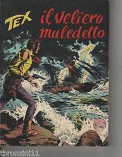 TEX - IL VELIERO MALEDETTO - N.128 - OTTOBRE 1974