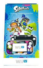 AUTHENTIC HORI WII U SPLATOON Gamepad Case PROTECTOR in ORIGINAL BOX Nintendo