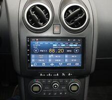 AUTORADIO NISSAN QASHQAI GPS ANDROID 7.1 4CORE WI-FI 4G USB DVD HDMI DAB OBD