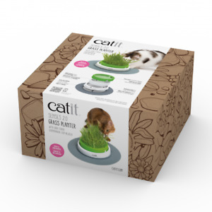 Catit 2.0 Senses Grass Planter - Cat Health - Cat Grass