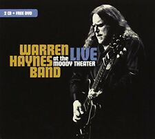 Warren Haynes Band - Live From The Moody Theatre [CD]