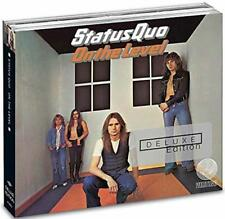 STATUS QUO - On The Level (Deluxe Edition) - 2 CD Set !! - NEU/OVP