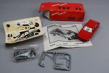 ZC749 Solido Top 43 0062 Miniature 1/43 Renault 20 Facom R20 1980 Production