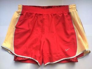 "Nike 3.5"" Tempo 2-in-1 Dri-Fit Running Training Shorts Entrenamiento Compression"