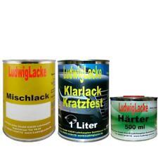Wunschfarbton 10 5 Liter set Klarlack Härter Verdünnung für NISSAN