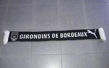 Ancienne écharpe officielle GIRONDINS DE BORDEAUX - Puma