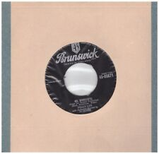 """7"""" 45RPM Mr. Wonderful/The Gypsy With Fire In His Shoes by Peggy Lee"""