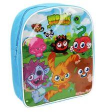 Moshi Monsters Backpack  - Blue Kids Bag