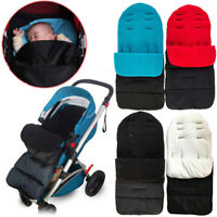 Universal Baby Stroller Cosy Toes Liner Buggy Padded Luxury Footmuff Warm XX