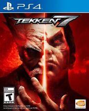 Tekken 7 (PlayStation 4) BRAND NEW / Region Free