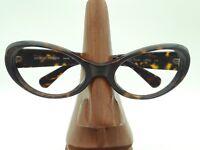 Vintage Giorgio Armani 948 063/61 Oval Tortoise Eyeglasses Sunglasses Frames