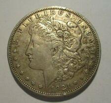 1921 United States Morgan Silver Dollar No Mint Mark