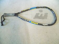 "E Force 22"" Longstring Shock Racquetball Racquet 3 5/8"" Grip--FREE SHIPPING!"