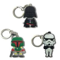 Llavero Star Wars, PVC, Llaveros - Keychain - Keyring - Schlüsselanhänger.