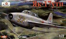 Amodel 1/72 Yakovlev Yak-17UTI # 7282