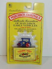 matchbox originals 1 AVELING BARFODR ROAD ROLLER (219)