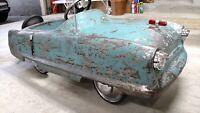 1950 Garton Kidillac chain drive pedal car