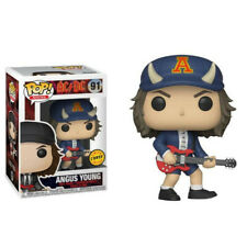 FUNKO POP AC DC N°91 ANGUS YOUNG EDITION LIMITEE CHASE