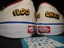 7f0db0330692 2016 VANS AUTHENTIC CAMP FLOG GNAW CFG GOLF WANG OFF WHITE YELLOW RED BLUE  8.5