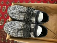 Fitflop Artknit lace up Size UK6 Black mix Womens Sneaker- used good condition