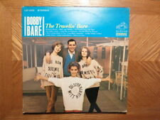 RCA VICTOR LP RECORD/BOBBY BARE/ THE TRAVELIN BARE/ EX COUNTRY