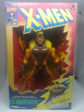 Marvel Comics X-Men Sabretooth Figurine TYCO Deluxe Edition 25,5 cm Articulé