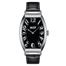 Tissot Heritage Porto Stainless Steel Silver Dial Men's Watch T128.509.16.052.00